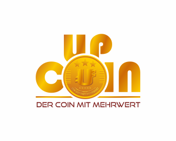 UP-Coin logo design contest. Logo MrZ