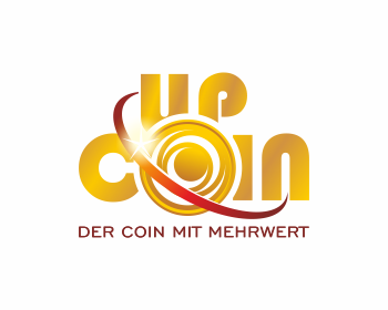 UP-Coin logo design contest. Logo Designs by MrZ