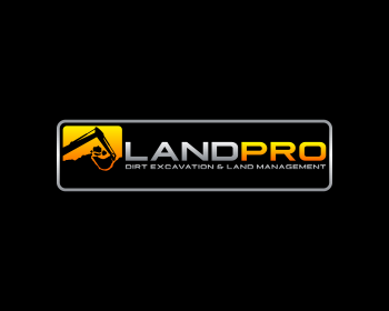 Logo design for LandPro