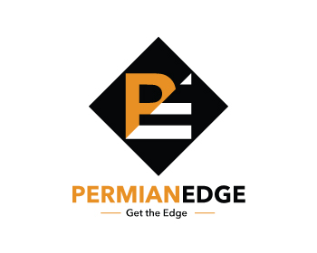 Permian Edge logo design