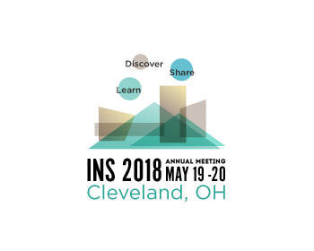 INS 2018 Annual Meeting logo design