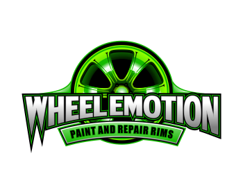 Wheel Emotion logo design