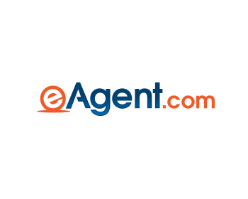 eAgent.com logo design