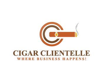Logo design for Cigar Clientelle