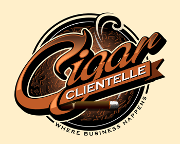 Cigar Clientelle logo design