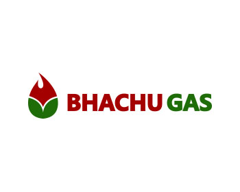 BHACHU GAS logo design