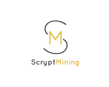 Logo design for Scryptmining e.V.