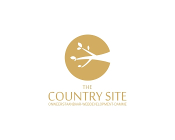 The CountrySite logo design