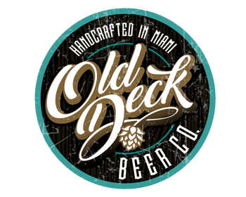 Old Deck Beer Co. logo design