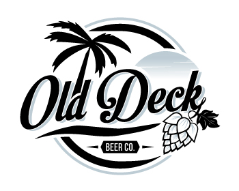 Logo design for Old Deck Beer Co.