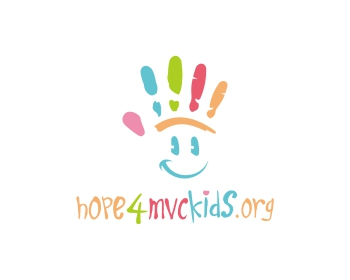 Hope4mvckids.org logo design
