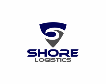 Logo design for Shore Logistics
