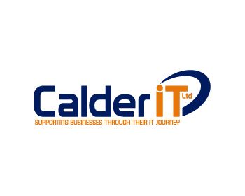 Calder IT Ltd logo design