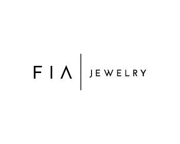 Logo design for Fia Jewelry