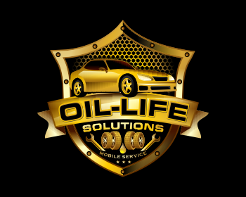 Oil-Life Solutions Inc. logo design