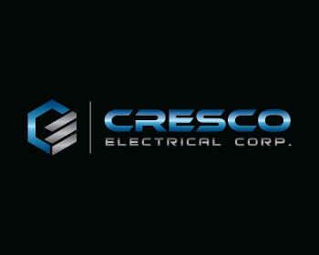 Logo design for Cresco Electrical Corp.