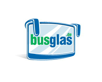 Logo design for busglas.de