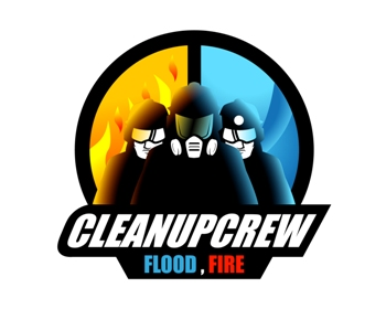 Cleanup Crew logo design