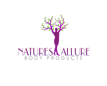 Logo design for Natures Allure Body Products