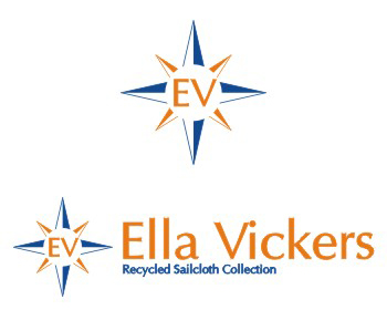 Ella Vickers logo design
