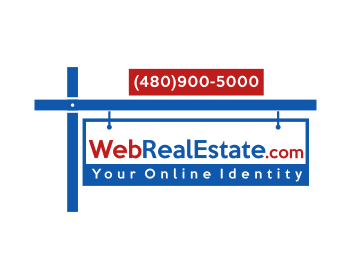 Logo design for WebRealEstate.com