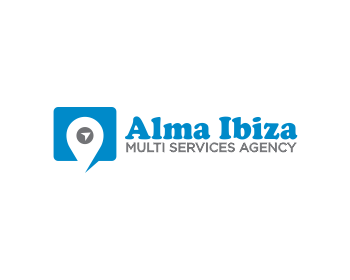 Logo design for Alma Ibiza Multi Service Agency
