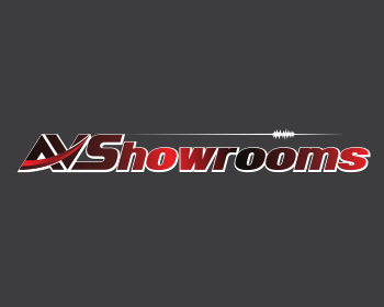 Logo design for AVShowrooms