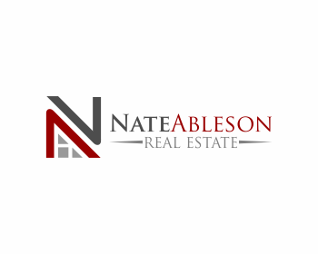 Logo design for Nate Ableson Real Estate