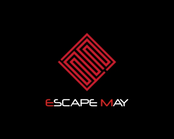 ESCAPE MAY logo design