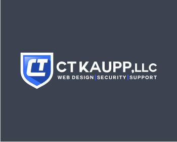 CT Kaupp, LLC logo design