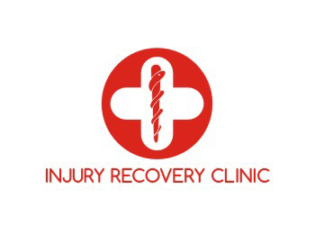 Injury Recovery Clinic logo design