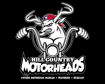 Hill Country Motorheads logo design