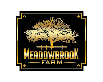 Home & Garden logo design for Meadowbrook Farm