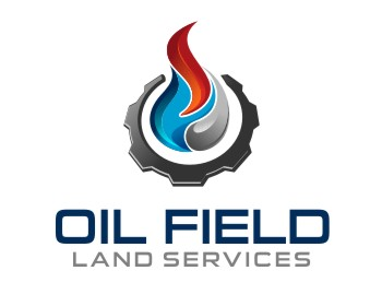 oil field land services logo design contest logos page 3 rh logoarena com oil field logistics software oilfield logistics services