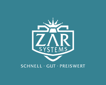 ZAR Systems logo design