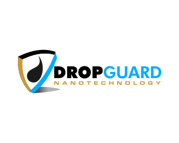dropguard logo design