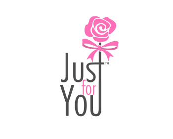 Just For You logo design