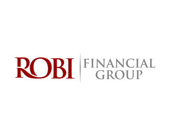 ROBI Financial Group logo design