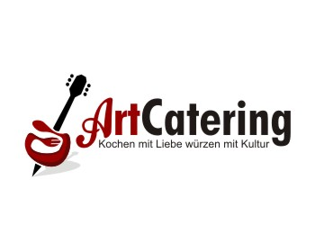 Art Catering logo design