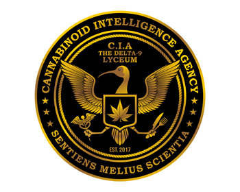 Cannabinoid Intelligence Agency logo design