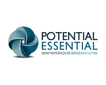 Potential Essential logo design