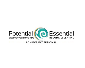 Logo design for Potential Essential