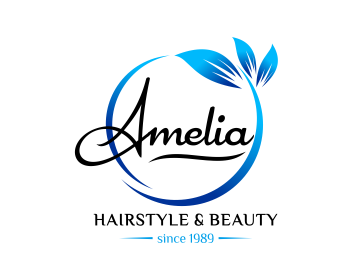 Logo design for Amelia