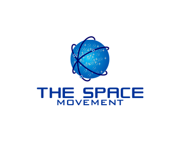 The Space Movement logo design