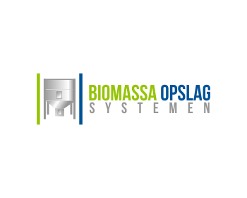 Logo design for Biomassa Opslag systemen