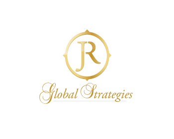 Logo design for JR Global Strategies