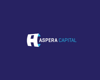 Aspera Capital logo design