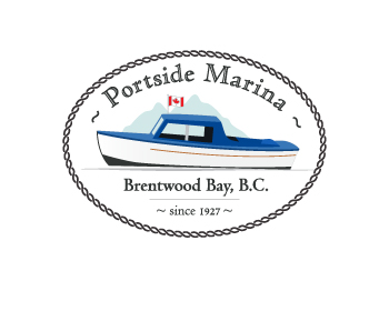 Logo design for Portside Marina