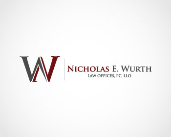 Legal logos (The Law Offices of Nicholas E. Wurth, PC, LLO)