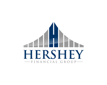 Hershey Financial Group, LLC logo design